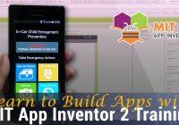 App Inventor 2 Training