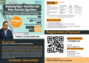 Workshop-Hyper-Heuristic-and-Meta-Heuristic-26-27-December-2018